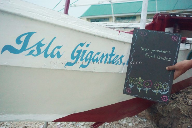 Asluman Elementary School is located in the amazing Isla de Gigantes
