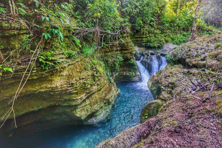 Cancalanog Falls Cascades 2